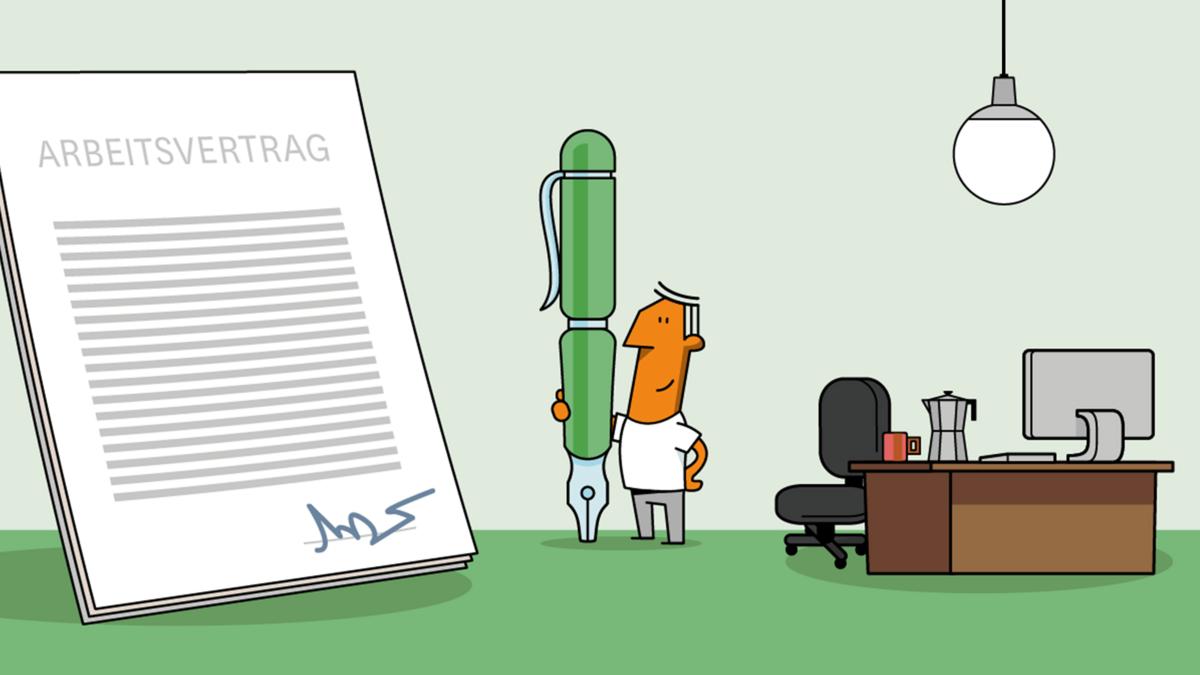 Der Arbeitsvertrag